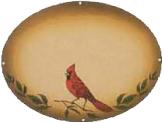 Cardinal On Tan