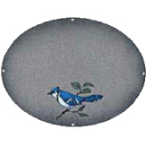 Blue Jay Plaque