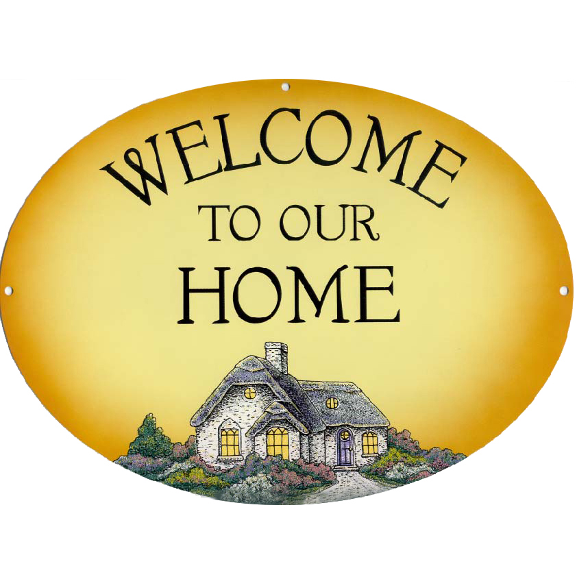 Welcome – Cottage On Yellow